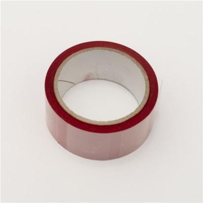 Art.fólia 1o. 22mm*25m piros